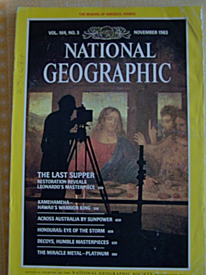National Geographic, Vol. 16, No. 5, November 1983
