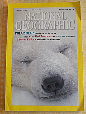 National Geographic, Vol. 198, No. 6, December 2000 (Image1)