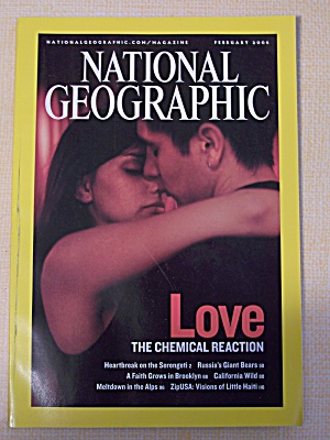 National Geographic, Volume 209, No. 2, February 2006 (Image1)