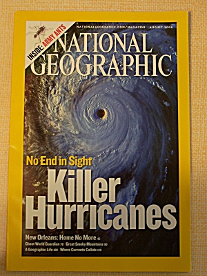 National Geographic, Volume 210, No. 2, August 2006 (Image1)