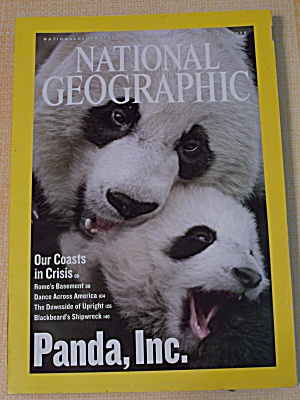 National Geographic, Volume 210, No. 1, July 2006 (Image1)