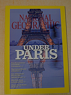 National Geographic, Volume 219, No. 2, February 2011 (Image1)
