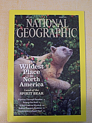 National Geographic, Volume 220, No. 2, August 2011 (Image1)