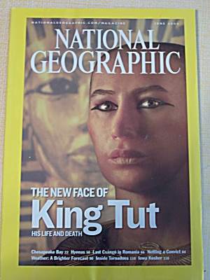 National Geographic, Volume 207, No. 6, June 2005 (Image1)