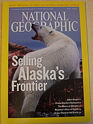 National Geographic, Volume 209, No. 5, May 2006 (Image1)