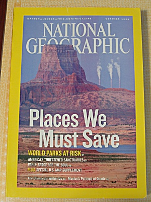 National Geographic, Volume 210, No. 4, October 2006 (Image1)