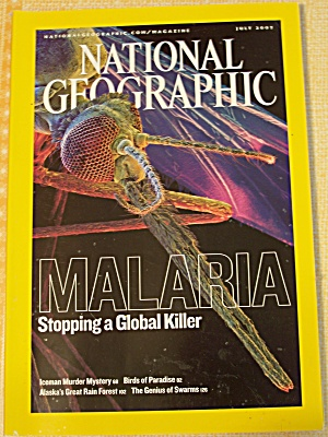 National Geographic, Volume 212, No. 1, July 2007 (Image1)