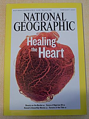 National Geographic, Volume 211, No. 2, February 2007 (Image1)