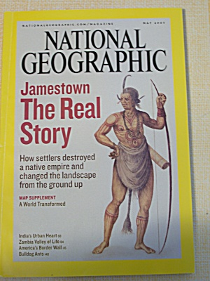 National Geographic, Volume 211, No. 5, May 2007 (Image1)