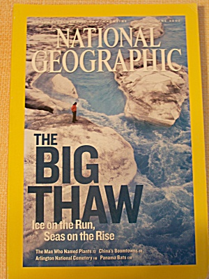 National Geographic, Volume 211, No. 6, June 2007 (Image1)