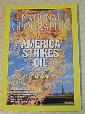 National Geographic, Volume 223, No. 3, March 2013 (Image1)