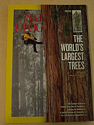 National Geographic, Volume 222, No. 5, December 2012 (Image1)