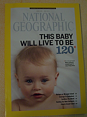 National Geographic, Volume 223, No. 5, May 2013 (Image1)