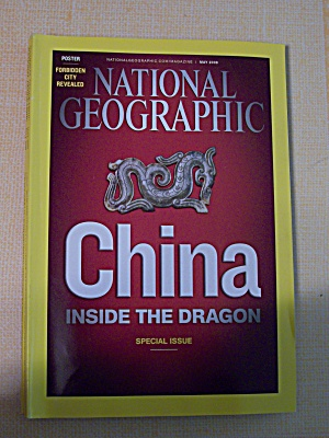 National Geographic, Volume 213, No. 5, May 2008 (Image1)