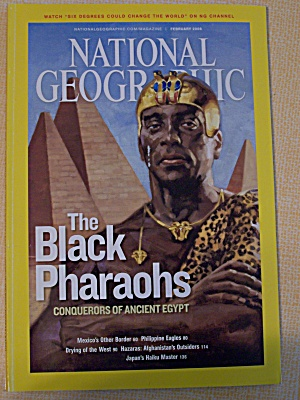 National Geographic, Volume 213, No. 2, February 2008 (Image1)