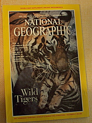 National Geographic, Volume 192, No. 6, December 1997