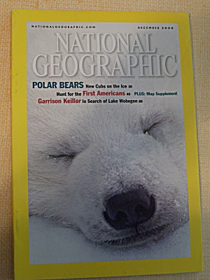 National Geographic, Volume 198, No. 6, December 2000 (Image1)