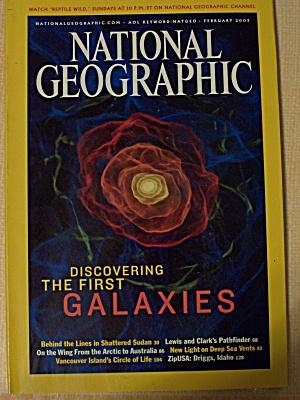 National Geographic, Volume 203, No. 2, February 2003 (Image1)