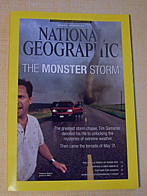 National Geographic, Volume 224, No. 5, November 2013 (Image1)