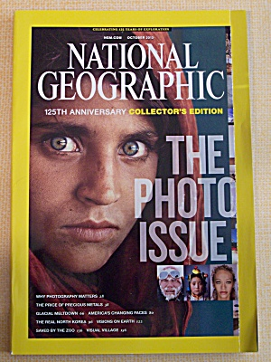 National Geographic, Volume 224, No. 4, October 2013 (Image1)