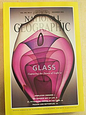National Geographic, Volume 184, No. 6, December 1993 (Image1)