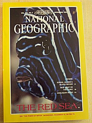 National Geographic, Volume 184, No. 5, November 1993 (Image1)