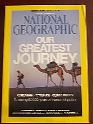 National Geographic, Volume 224, No. 6, December 2013 (Image1)