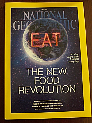 National Geographic, Volume 225, No. 5, May 2014 (Image1)