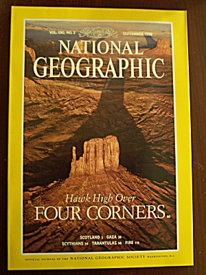 National Geographic, Volume 190, No. 3, September 1996 (Image1)