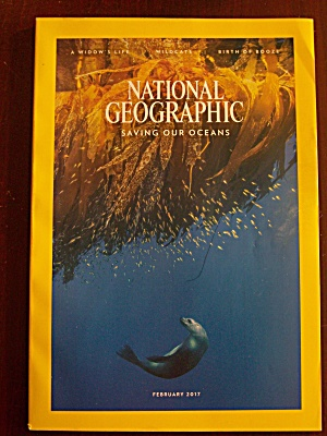 National Geographic, Volume 231, No. 2, February 2017 (Image1)