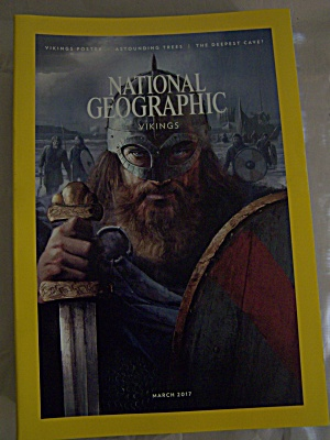 National Geographic, Volume 231, No. 3, March 2017 (Image1)