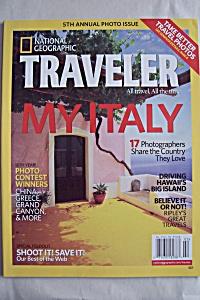 National Geographic Traveler,Vol.24,No.1,Jan/Feb2007 (Image1)