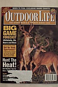 Outdoor Life, Vol. 202, No. 1, August 1998 (Image1)