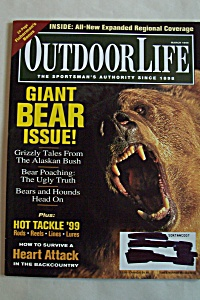 Outdoor Life, Vol. 203, No. 2, March 1999 (Image1)