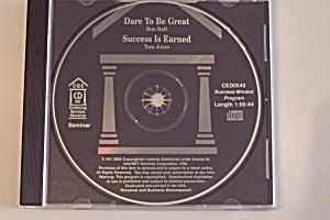 Dare To Be Great - Success Is Earned (Image1)