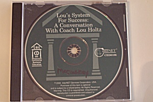 Lou's System For Success: (Image1)