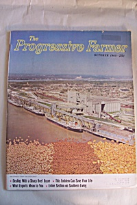 The Progressive Farmer  Vol. 80, No. 10, October 1965 (Image1)