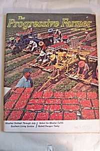 The Progressive Farmer Vol. 81, No. 3, March 1966