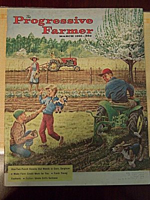 The Progressive Farmer, Vol. 77, No. 3, March 1962
