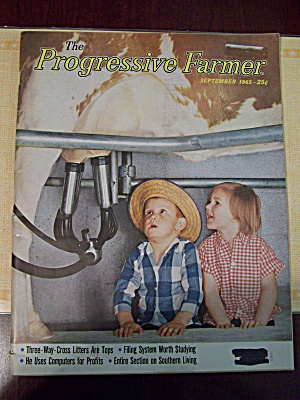 The Progressive Farmer, Vol. 80, No. 9, September 1965 (Image1)