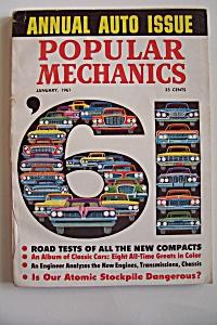 Popular Mechanics, Vol. 115, No. 1, January 1961 (Image1)