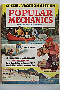 Popular Mechanics, Vol. 113, No. 5, May 1960 (Image1)