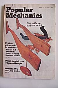 Popular Mechanics, Vol. 138, No. 5, November 1972 (Image1)
