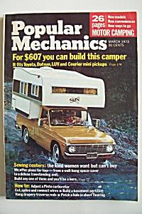 Popular Mechanics, Vol. 139, No. 3, March 1973 (Image1)