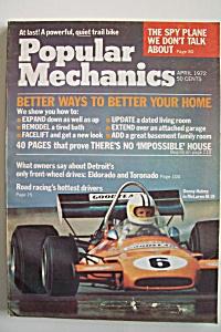 Popular Mechanics, Vol. 137, No. 4, April 1972 (Image1)
