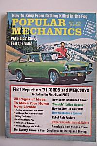 Popular Mechanics, Vol. 134, No. 3, September 1970 (Image1)