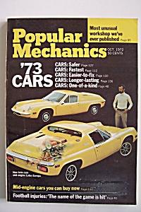 Popular Mechanics, Vol. 138, No. 4, October 1972 (Image1)