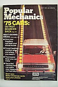 Popular Mechanics, Vol. 142, No. 4, October 1974 (Image1)