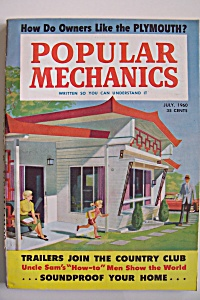 Popular Mechanics, Vol. 114, No. 1, July 1960 (Image1)