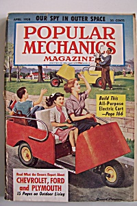 Popular Mechanics, Vol. 109, No. 4, April 1958 (Image1)
